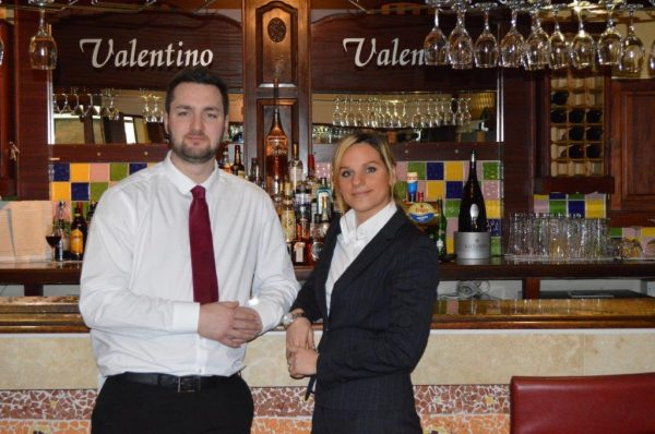 Valentino's Ristorante Italiano, Outwood – A little bit of Italy in the afternoon